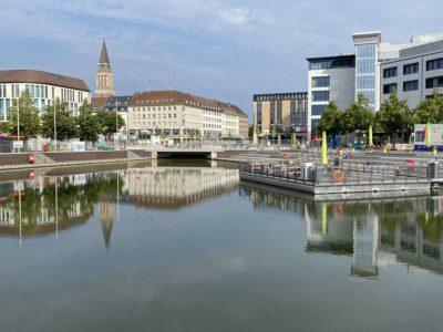 Bootshafen Landeshauptstadt Kiel