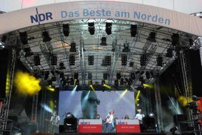 Lotto King Karl Konzert Kieler Woche 2014 NDR Bühne am Ostseekai Kiel 28.06.2014