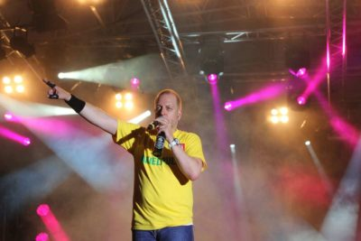 Lotto King Karl Konzert Kieler Woche 2014 NDR Bühne am Ostseekai 28.06.2014