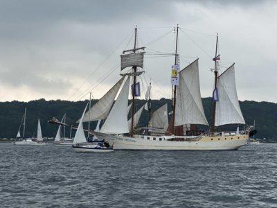Segelschiff Mare Frisium