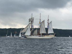 Mare Frisium Segelschiff