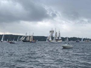 Mare Frisium Segelschiff Windjammerparade Kiel