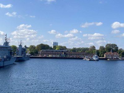 Marinestützpunkt Kiel-Wik