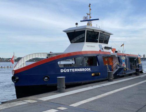 "Kieler Förde Fähren: Kiel kauft zweite E-Fähre ""MS Wellingdorf"""