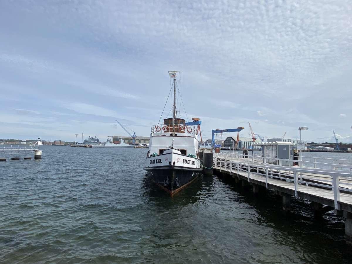 MS Stadt Kiel Schiff
