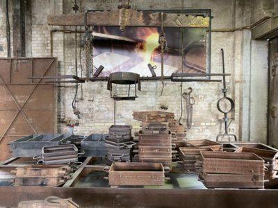 Industriemuseum Howaldtsche Metallgießerei Kiel