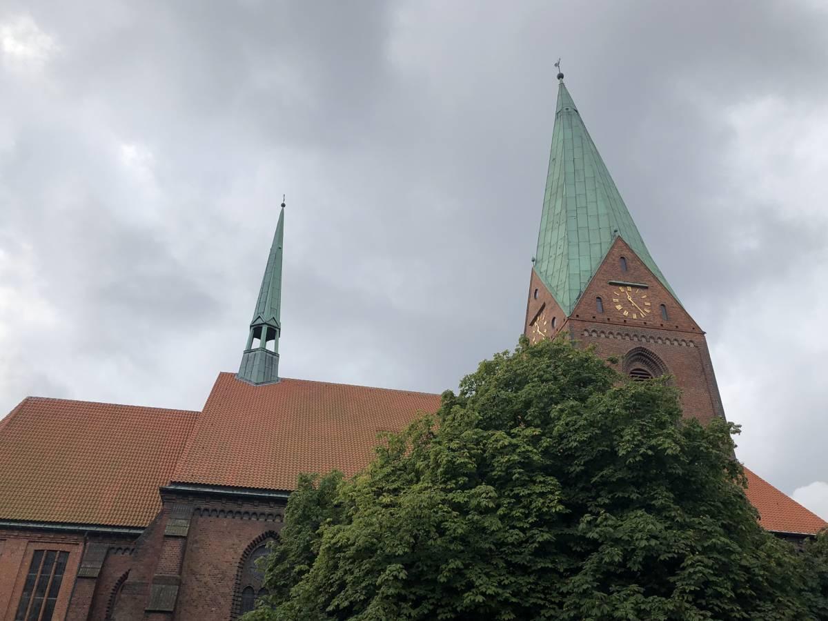 Kirchturm St. Nikolai Kiel