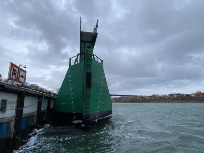 Nord-Ostsee-Kanal Kiel Wik Ersatzteil Schleuse