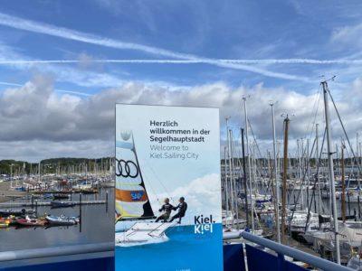 Schilksee Olympiahafen Segelhauptstadt Kiel