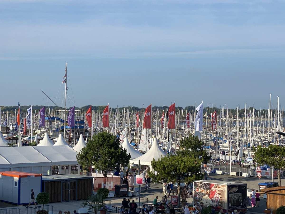 Kieler Woche 2021 Olympiahafen Schilksee