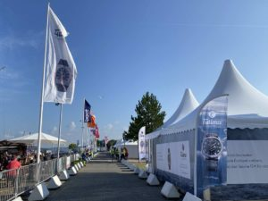 Olympiahafen Schilksee Kieler Woche 2021