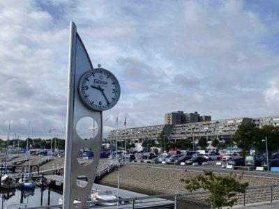 Olympiahafen & Olympiazentrum