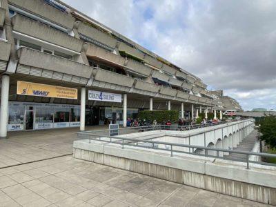 Wohnen & Einkaufen Olympiazentrum Schilksee