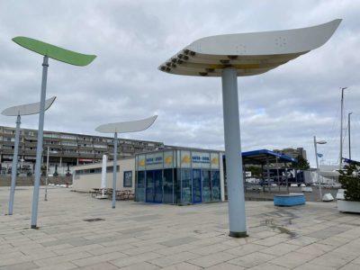 Hafen-Kiosk Olympiazentrum Schilksee