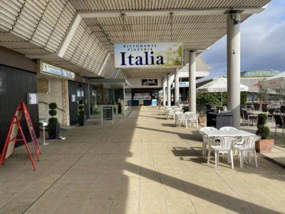 Olympiazentrum Schilksee Restaurant Italia