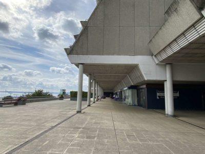 Olympiazentrum Schilksee Geschäftspassage