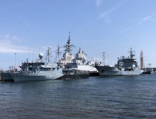 Neuer Name: Kieler Marinestützpunkt Tirpitzhafen Kiel wird umbenannt