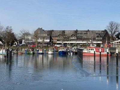 Ostseebad Strande Hafen