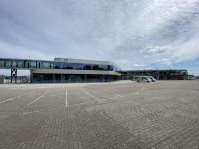Ostseekai 28 Kiel Abfertigungsgebäude