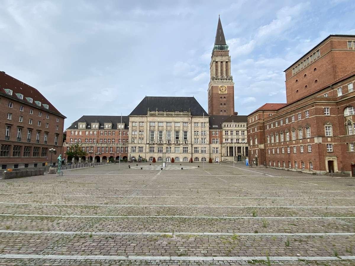Rathausplatz Kiel