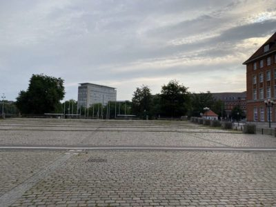 Rathausplatz Kiel HSH Bank Gebäude