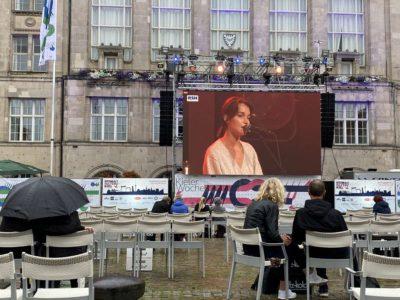 Rathausplatz Kieler Woche 2020 Live-Übertragung Lotte