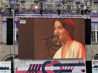 Lotte Kieler Woche 2020 Live-Übertragung Rathausplatz