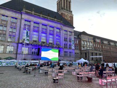 Kieler Woche 2020 Rathausplatz Konzertfläche Michael Schulte Live-Übertragung