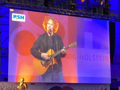 Michael Schulte Kiel 2020 Kieler Woche Konzert Live-Übertragung