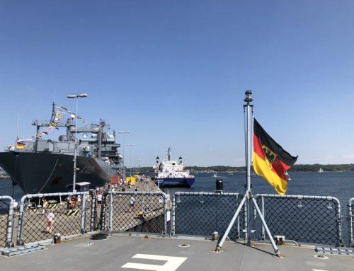 Marinestützpunkt Kiel-Wik Open Ship 2021