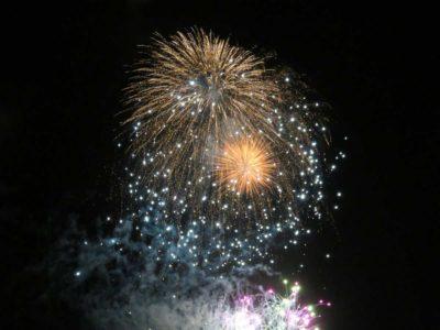 Schilksee Feuerwerk 2021 Olympiahafen