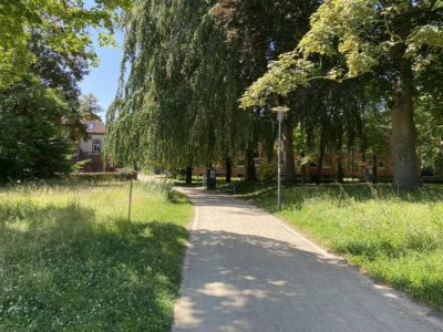 Schleusenpark Kiel Wik Herthastraße