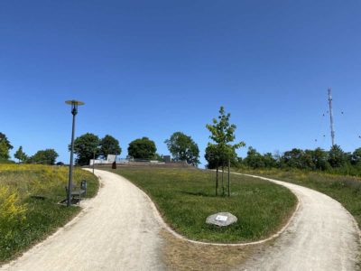 Schleusenpark Kiel-Wik Parkanlage