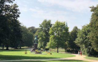 Schlossgarten Kiel Kaiser-Wilhelm-Denkmal