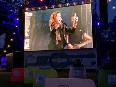Die Happy 2020 Kieler Woche Konzert Live-Übertragung