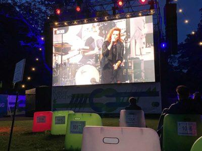 Kieler Woche 2020 Die Happy Konzert Übertragung Schlossgarten