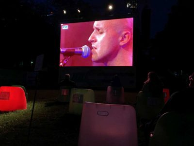Kieler Woche 2020 Milow Live-Übertragung Schlossgarten Kiel