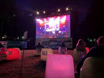 Milow Kieler Woche 2020 Live-Übertragung im Schlossgarten