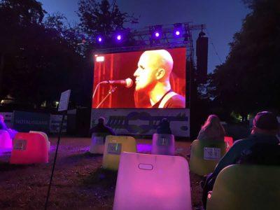 Kieler Woche 2020 Milow Konzert Übertragung Schlossgarten Erlebnis- und Kinoareal