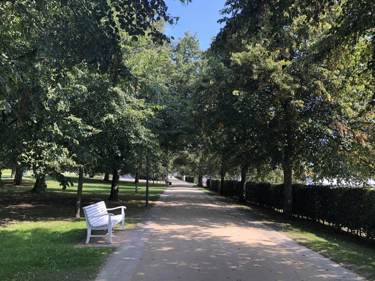 Schlossgarten Kiel Parkanlage