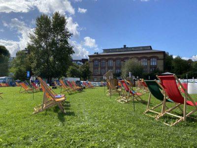 Schlossgarten Kieler Woche 2020