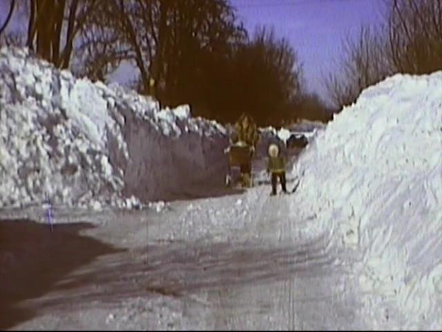 Schneekatastrophe 1978/1979 in Norddeutschland