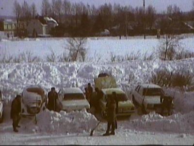 Schneekatastrophe Kiel 1978 / 1979