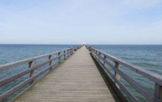 Schönberger Strand Seebrücke