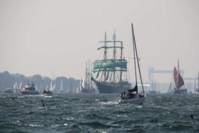 Dreimaster Alexander von Humboldt II Windjammerparade