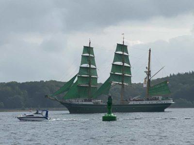 Alexander von Humboldt II WIndjammerparade 2021