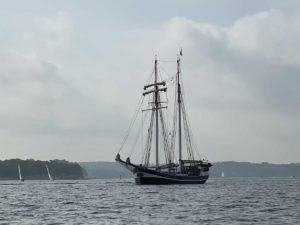 Segelschiff Banjaard