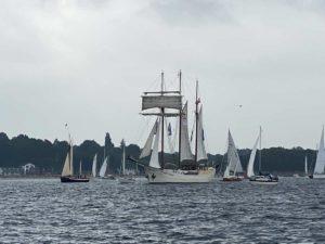 Segelschiff Mare Frisium Kieler Förde