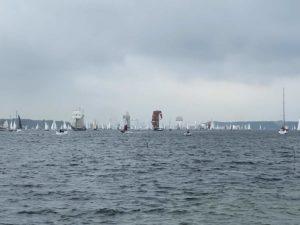 Segelschiffe Windjammerparade 2021