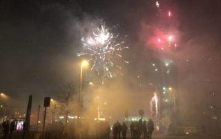 Silvester Feuerwerk Kiel 2019/2020